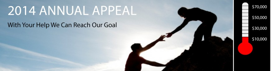 2014 BPSI Annual Appeal Goal $70,000