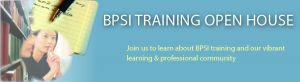BPSI Training Open House 2017 @ BPSI