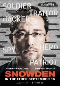 BPSI Off the Couch: SNOWDEN