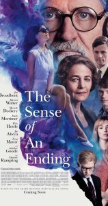 Off the Couch Film Screening: THE SENSE OF AN ENDING @ Coolidge Corner Theater