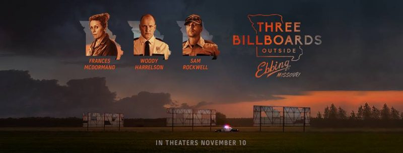 Off the Couch: <br/> THREE BILLBOARDS OUTSIDE EBBING, MO @ Coolidge Corner Theatre | Brookline | Massachusetts | United States