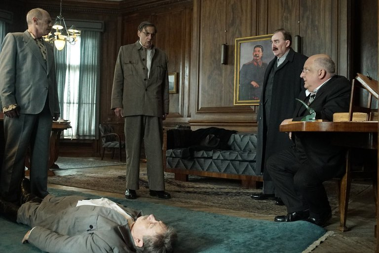 BPSI Off the Couch: The Death of Stalin