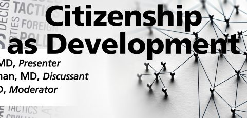 Citizenship as Development 2018.05.07