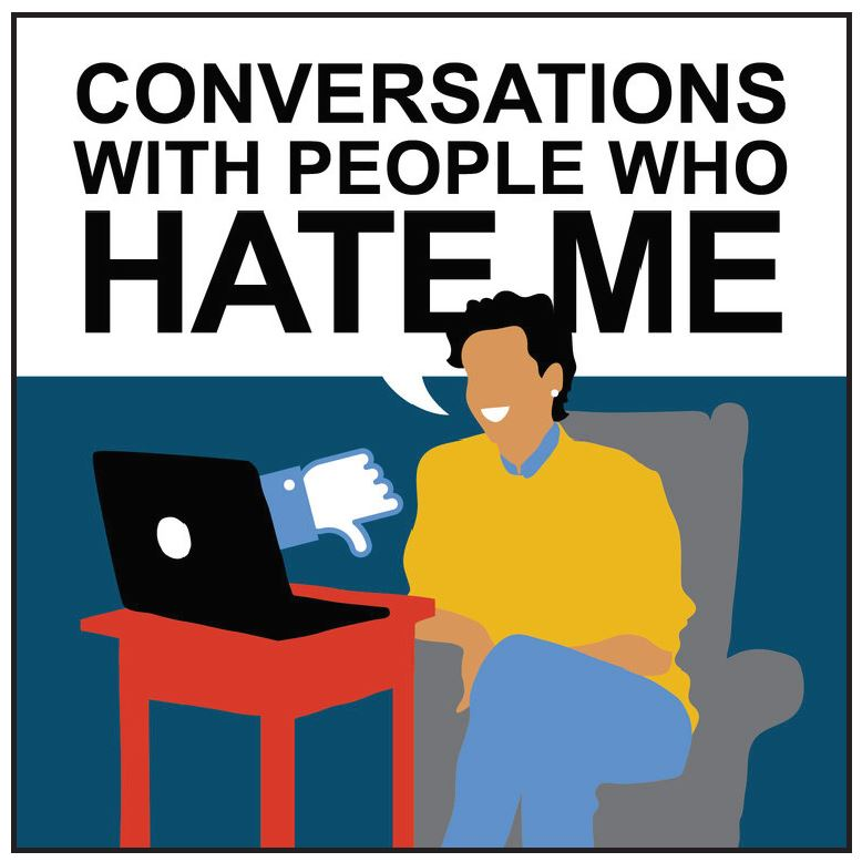 Conversations with People Who Hate Me – Dylan Marron Talks the Talk and Walks the Walk