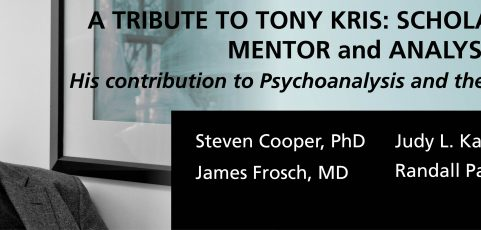 A Tribute to Tony Kris: Scholar, Teacher, Mentor and Analyst