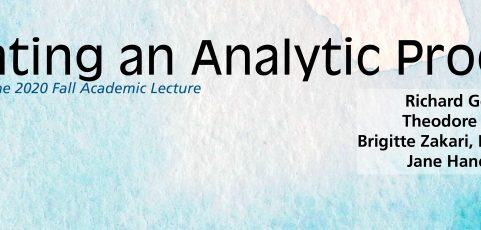 Creating an Analytic Process (The 2020 Fall Academic Lecture)