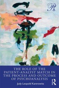 Meet the Author Webinar with Judy Kantrowitz, PhD @ BPSI Webinar Zoom