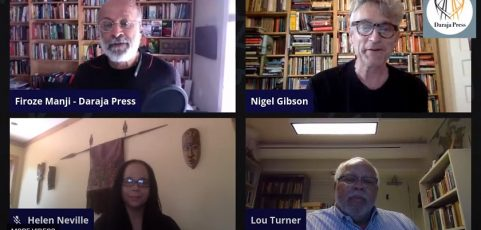 "Nigel Gibson interviews authors of ""Frantz Fanon's Psychotherapeutic Approaches to Clinical Work"" – VIDEO"