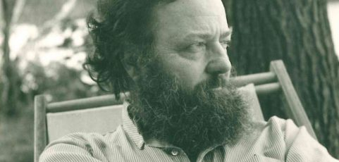 Gift of Poetry – Donald Hall Materials at BPSI Archives